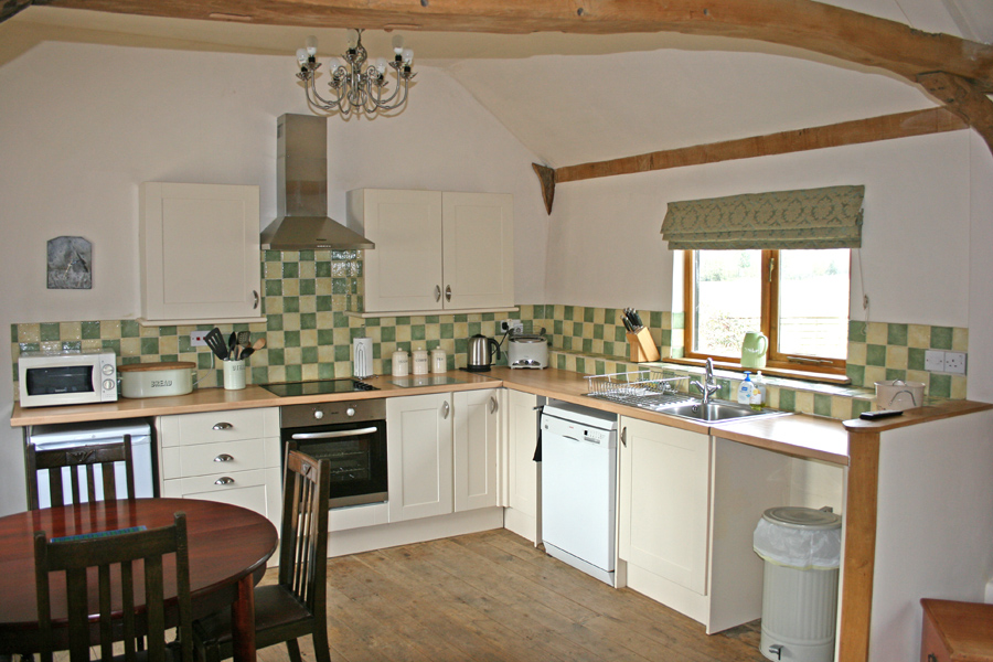 Millers Cottage - Kitchen