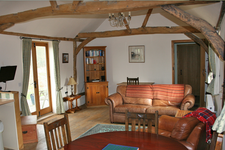 Millers Cottage - Lounge