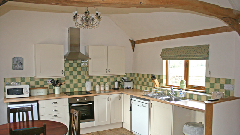 Millers Cottage Kitchen