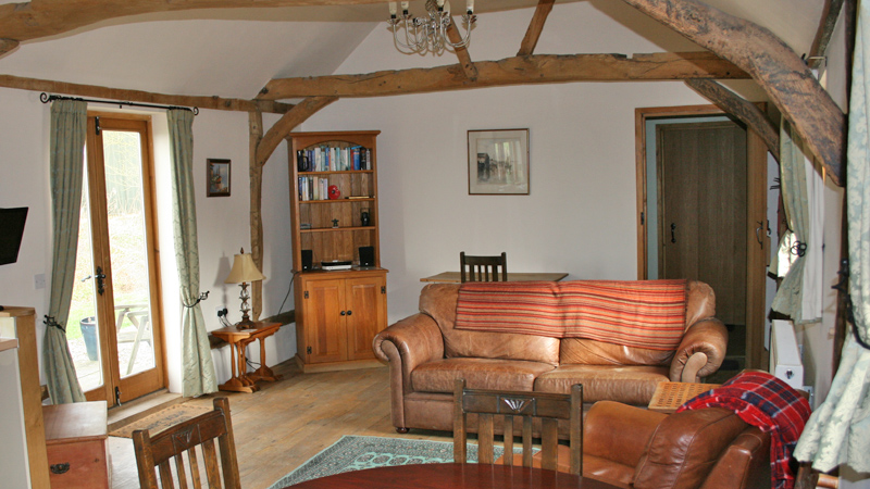 Millers Cottage Lounge